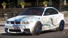 BMW 1M E82 MS PJ2 para GTA 4