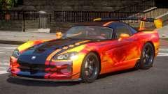 Dodge Viper SRT M-Sport PJ3 para GTA 4