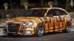 Audi RS4 GST PJ5 para GTA 4