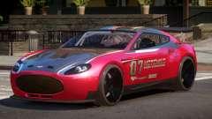 Aston Martin Zagato G-Style PJ1 para GTA 4
