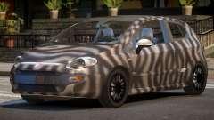 Fiat Punto TR PJ4 para GTA 4
