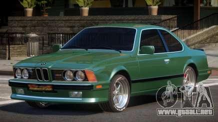 BMW M6 E24 para GTA 4