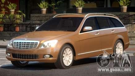 Mercedes Benz C280 RS para GTA 4