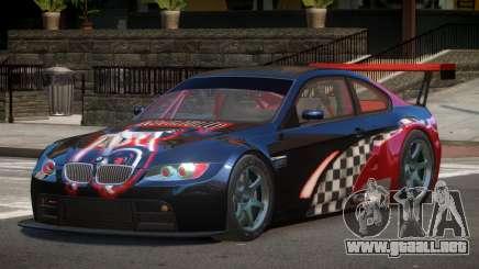 BMW M3 GT2 MS PJ5 para GTA 4