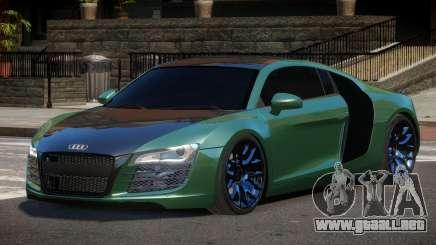 Audi R8 GT-Sport para GTA 4