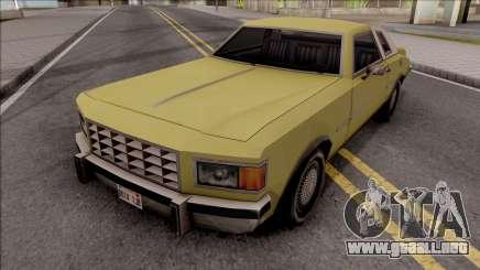 Willard Idaho 1975 para GTA San Andreas