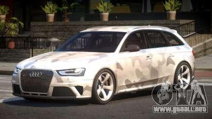 Audi RS4 GST PJ6 para GTA 4