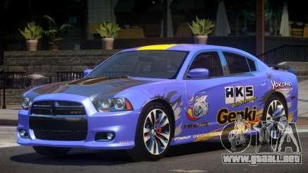 Dodge Charger SR-Tuned PJ1 para GTA 4