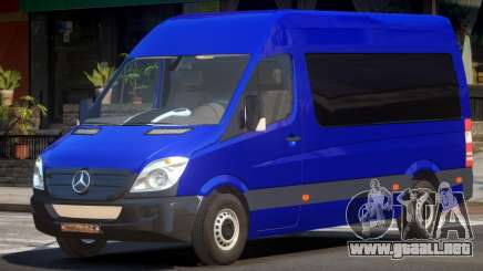 Mercedes Benz Sprinter MR para GTA 4