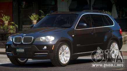 BMW X5 GST V1.1 para GTA 4