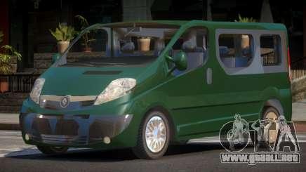 Renault Trafic V1.0 para GTA 4