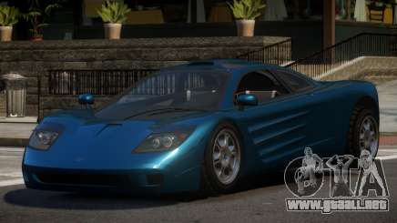 Progen GP1 (HQ Interior) para GTA 4