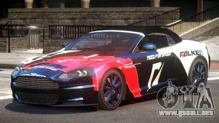 Aston Martin DBS Volante SR PJ3 para GTA 4