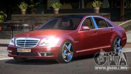 Mercedes Benz S65 LS para GTA 4