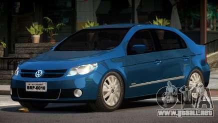 Volkswagen Voyage LT para GTA 4