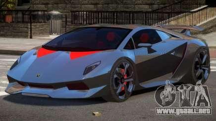 Lamborghini Sesto Elemento SR para GTA 4