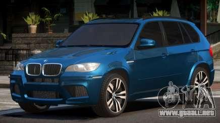 BMW X5 GST V1.2 para GTA 4