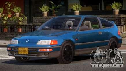 1994 Honda CRX V1.1 para GTA 4