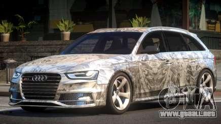 Audi RS4 GST PJ4 para GTA 4