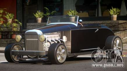1932 Ford McMullen para GTA 4