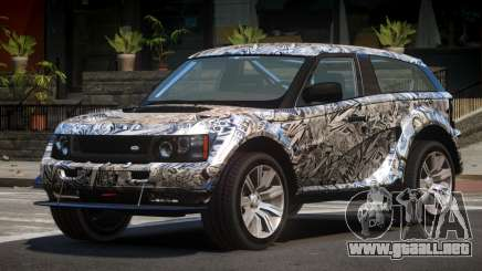 Land Rover Bowler RT PJ4 para GTA 4