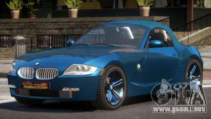 BMW Z4 E85 para GTA 4