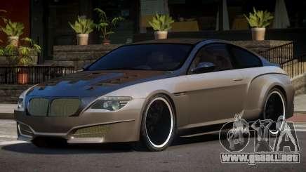 BMW M6 F12 R-Tuning para GTA 4