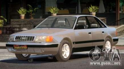 Audi WQ100 para GTA 4