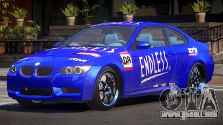 BMW M3 E92 R-Tuned PJ2 para GTA 4