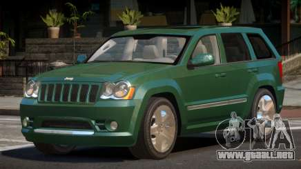 Jeep Grand Cherokee TR para GTA 4