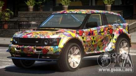 Land Rover Bowler RT PJ1 para GTA 4