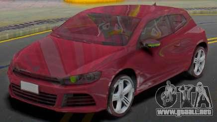 Volkswagen Scirocco R 2009 (IVF) para GTA San Andreas