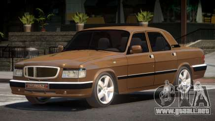 GAZ 3110 L-Tuned para GTA 4