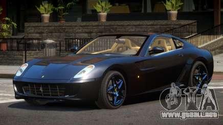 Ferrari 599 RTS para GTA 4