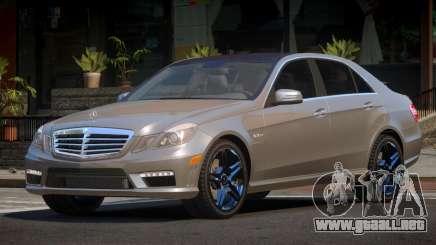 Mercedes Benz E63 GST para GTA 4