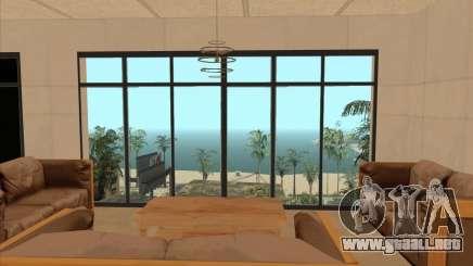 Rodeo HotelRoom para GTA San Andreas