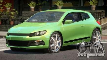 Volkswagen Scirocco ML para GTA 4