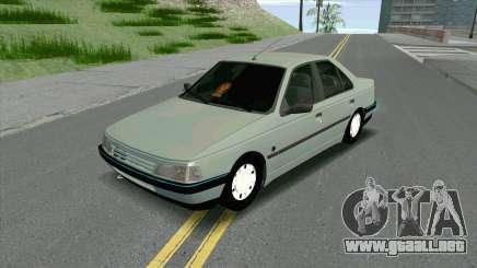 Peugeot 405 Glx Sport V3 para GTA San Andreas