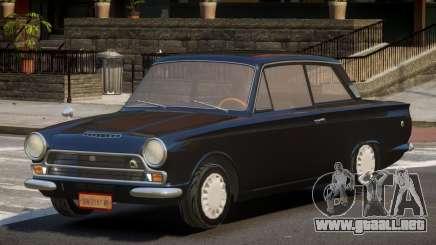 Lotus Cortina Old para GTA 4