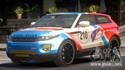 Range Rover Evoque MS PJ2 para GTA 4