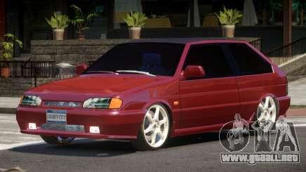VAZ 2113 SL para GTA 4
