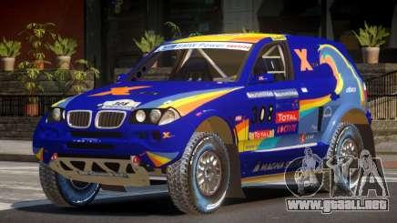 BMW X3 xDrive 28i para GTA 4
