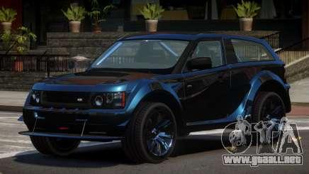 Land Rover Bowler RT para GTA 4