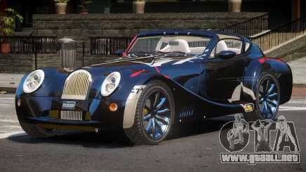 Morgan Aero S-Tuned PJ2 para GTA 4