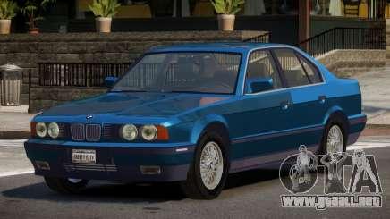 BMW M5 E34 V1.3 para GTA 4