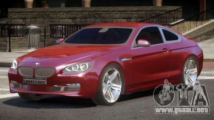 BMW M6 F12 TI para GTA 4