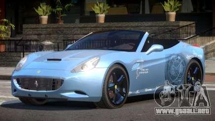 Ferrari California SR PJ2 para GTA 4