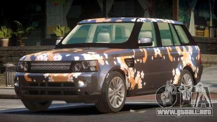 Range Rover Sport SL PJ2 para GTA 4