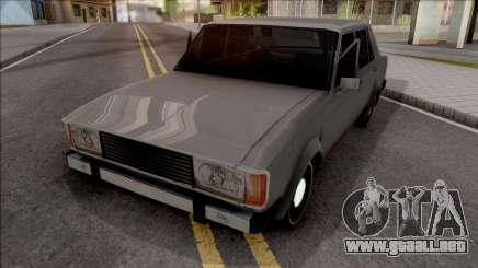 Ikco Paykan Sport Grey para GTA San Andreas