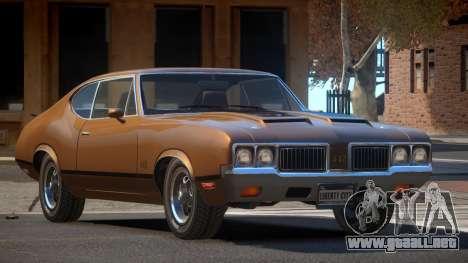Oldsmobile 442 RT para GTA 4